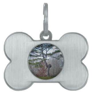 Twsited Tree Pet Name Tag