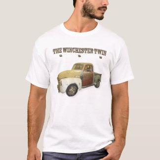 TWT Brown Ringer T-Shirt