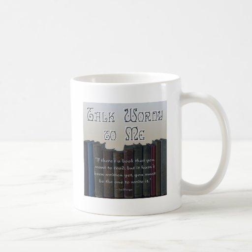 TWtM Book Mug