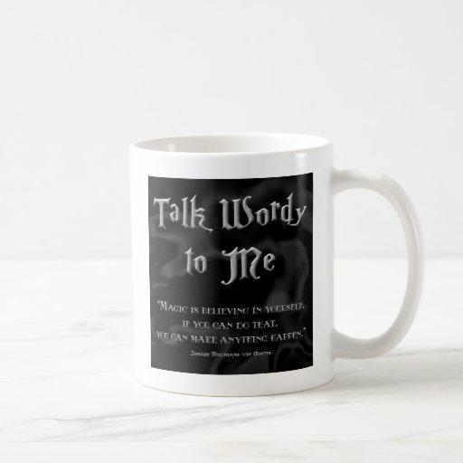 TWtM Magic Goethe Mug