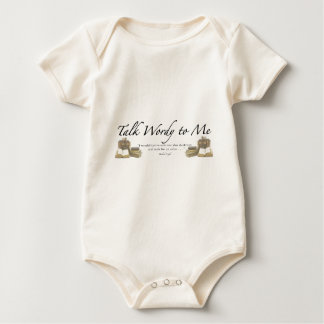 TWtM Organic Infant Baby Bodysuit