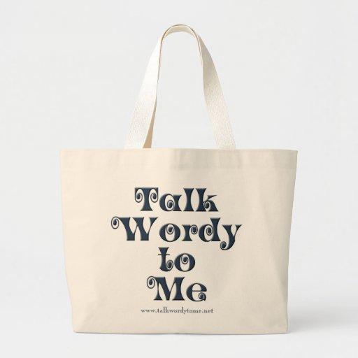 TWtM Winter Jumbo Tote Bag