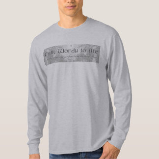 TWtM Zen Long Sleeve Shirt with Buddha Quote