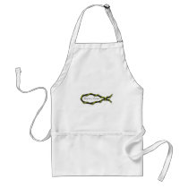 Twyst of Lyme Adult Apron