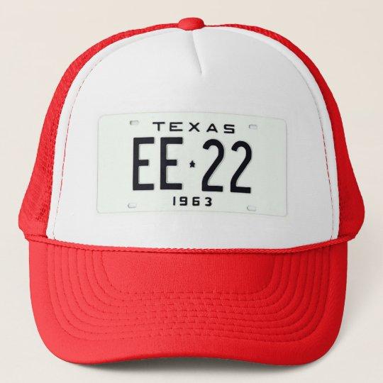 TX63 TRUCKER HAT