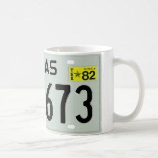 TX82 COFFEE MUG