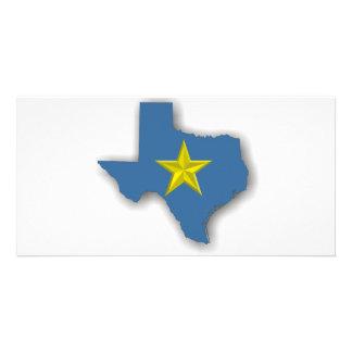 TX - A Blue State! Card