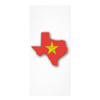 TX a Red State Rack Card