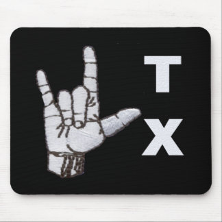 TX MOUSE PAD