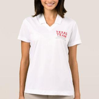 TX Team - Women's Nike Dri-FIT Pique Polo Shirt