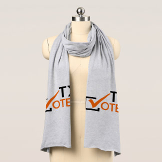 TX Votes Scarf