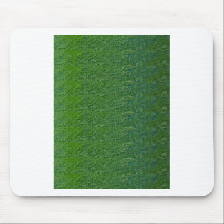 Txt de acrílico im de la PLANTILLA del verde DIY Alfombrilla De Ratón