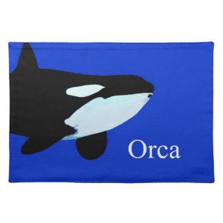 txt gráfico subacuático de la orca de la orca mantel