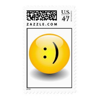 Txt Smiley Postage