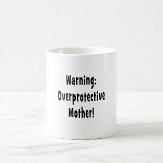 txt sobreprotector amonestador del negro de la mad tazas