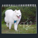 "Ty 2018 calendar<br><div class=""desc"">Join me for a year of love,  fun,  and friendship! Let&#39;s go on an adventure together,  all year!</div>"