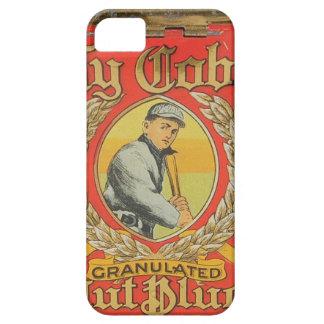 Ty Cobb Baseball Tobacco Pocket Tin Phone Case