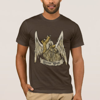 TY Heart by Ptolemy Design T-Shirt