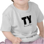 TY Thank You T Shirt
