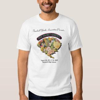 TYA: El jardín secreto Camisas