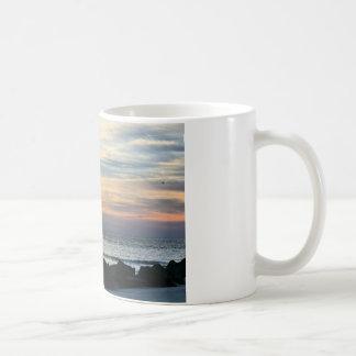 Tybee Beach Savannah, GA Coffee Mug
