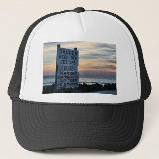 Tybee Beach Savannah, GA Trucker Hat