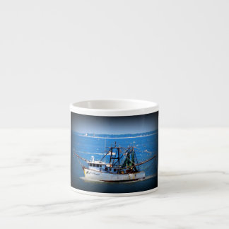 Tybee Boat Espresso Cup