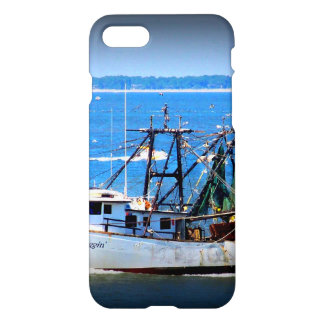 Tybee Boat iPhone 7 Case