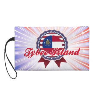 Tybee Island GA Wristlet Clutches