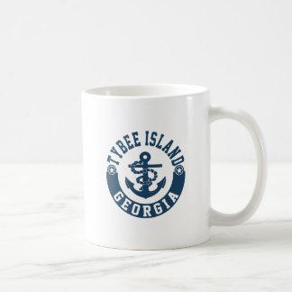 Tybee Island Georgia Coffee Mug