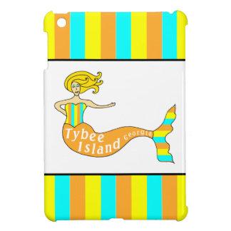 Tybee Island, Georgia Mermaid iPad Mini Covers