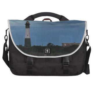 Tybee Island Light House Savannah GA Laptop Computer Bag