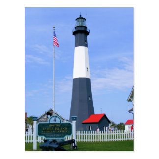 Tybee Island Light Station Post Cards