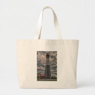Tybee Island Lighthouse Canvas Bag