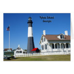 Tybee Island Lighthouse Cards