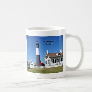 Tybee Island Lighthouse Coffee Mug