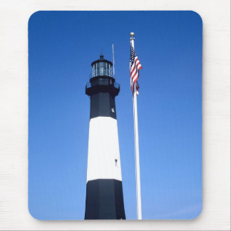 Tybee Island Lighthouse Mouse Pad