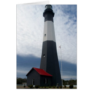 Tybee Island Lighthouse Notecards Card