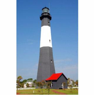 Tybee Island Lighthouse Photo Sculpture