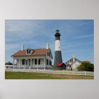 Tybee Island Lighthouse Print