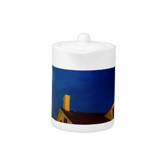 tybee island lighthouse  savannah georgia ocean be teapot