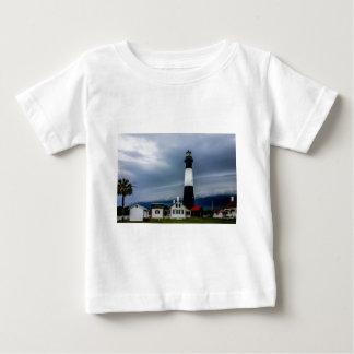 tybee island lighthouse savannah georgia ocean eve baby T-Shirt