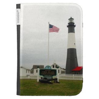 Tybee Island Lighthouse Station Kindle 3G Case