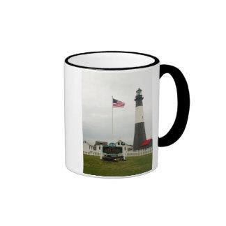 Tybee Island Lighthouse Station Mugs