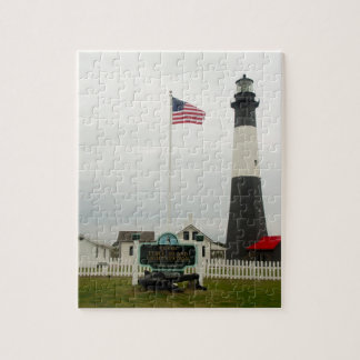 Tybee Island Lighthouse Station Puzzle