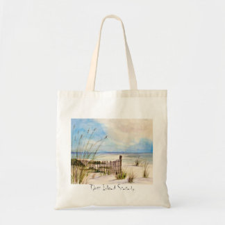 Tybee Island Serenity Tote Bag