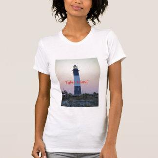Tybee Light Sunset T Shirts