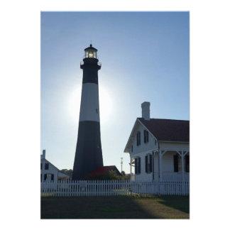 Tybee Lighthouse Card