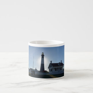 Tybee Lighthouse Espresso Cup