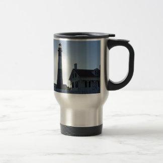 Tybee Lighthouse Travel Mug